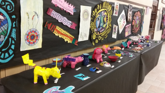 Young at Art showcases student creations
