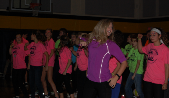 Dance-a-thon brings students together for a cause